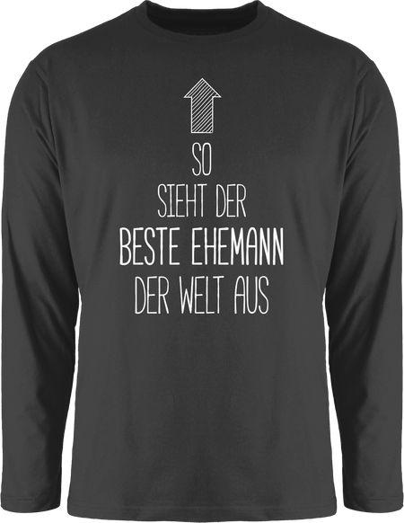 Herren Langarmshirt