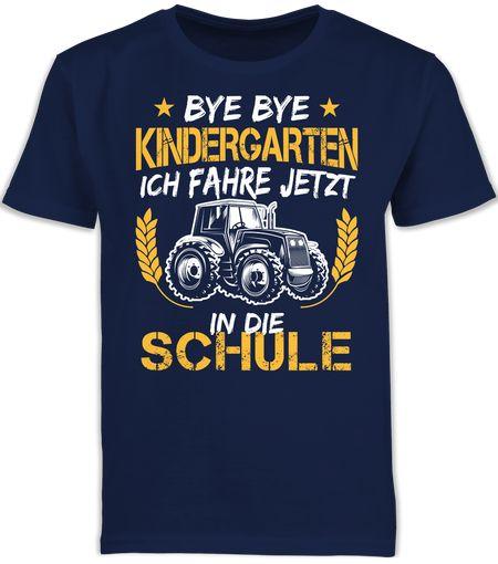 Schulanfang Jungen Kinder T-Shirt