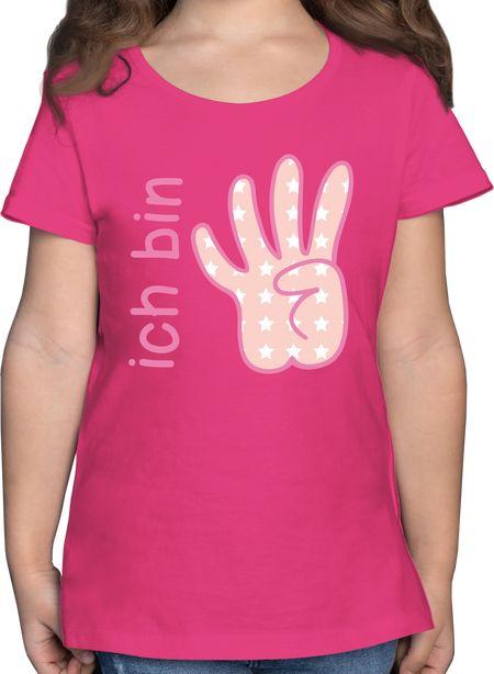 Mädchen Kinder T-Shirt