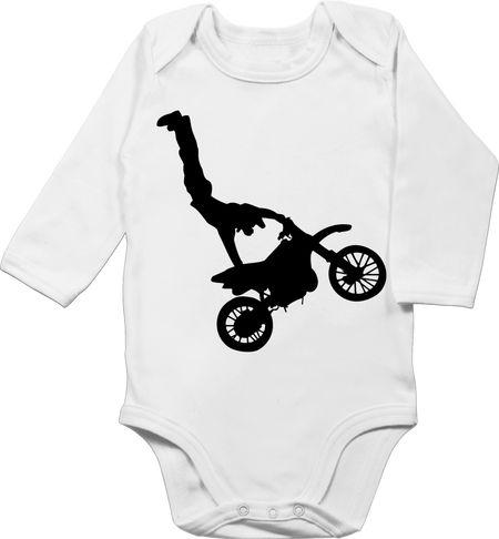 Bio Baby Strampler langarm
