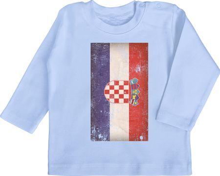 Baby T-Shirt langarm