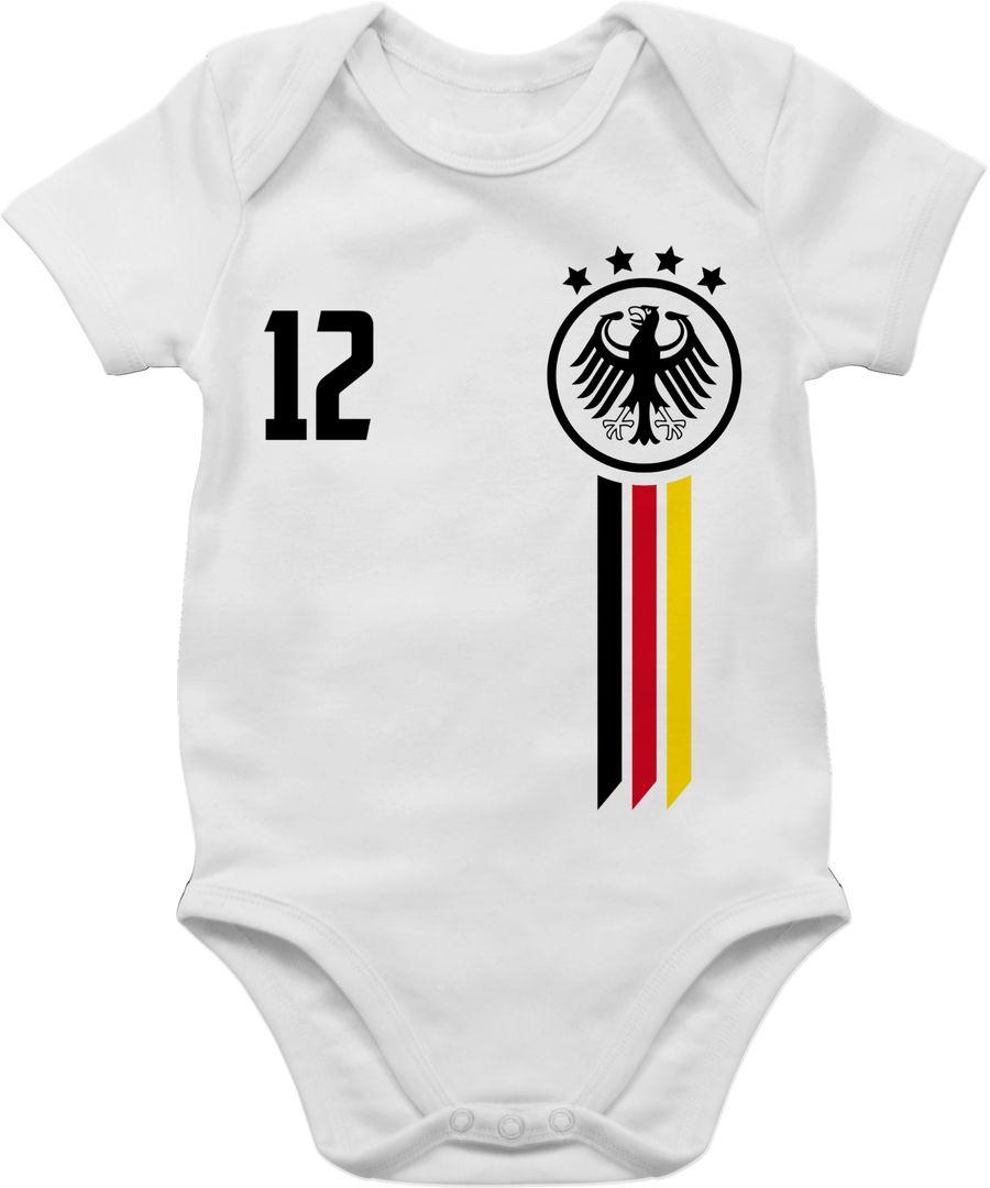12. Mann Deutschland EM