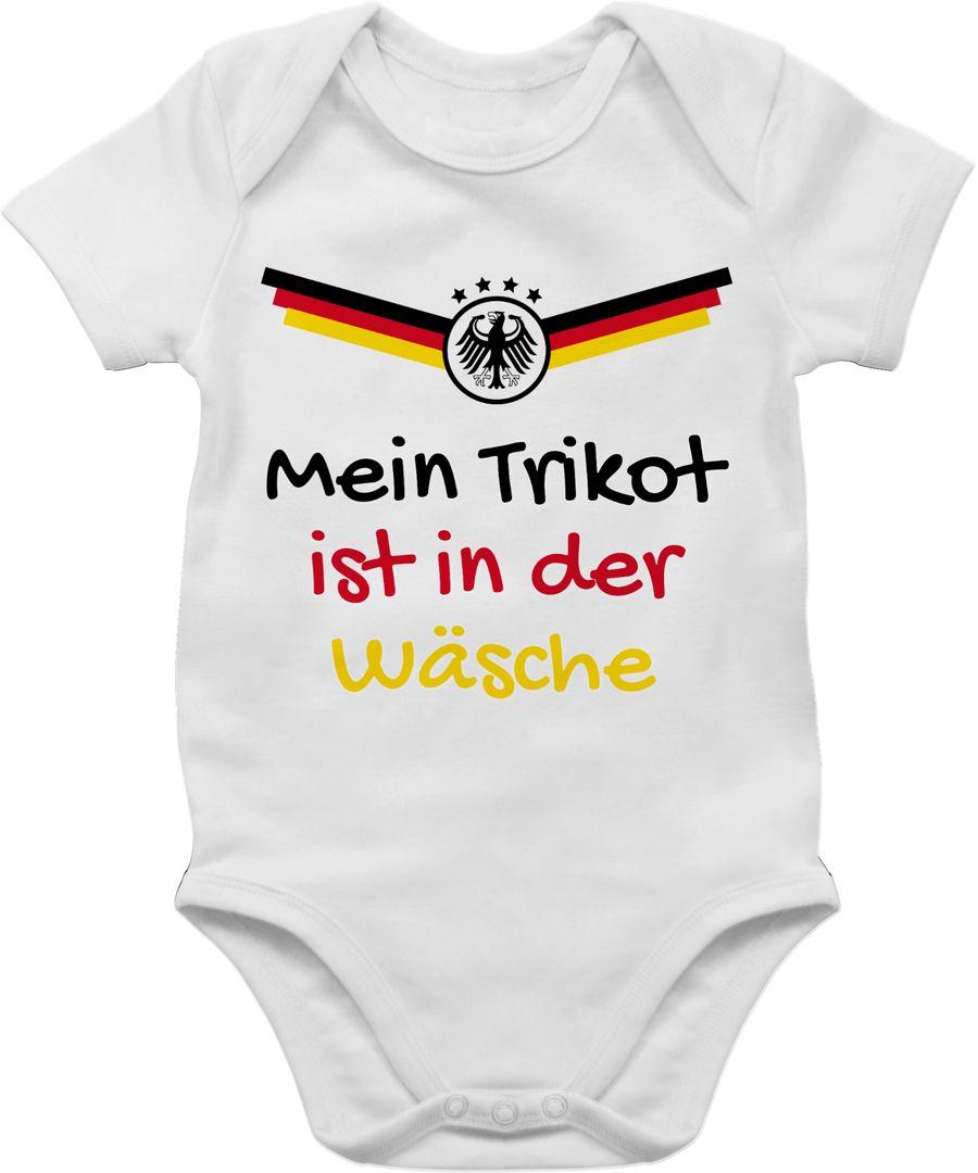 Mein Trikot ist in der Wäsche Deutschland