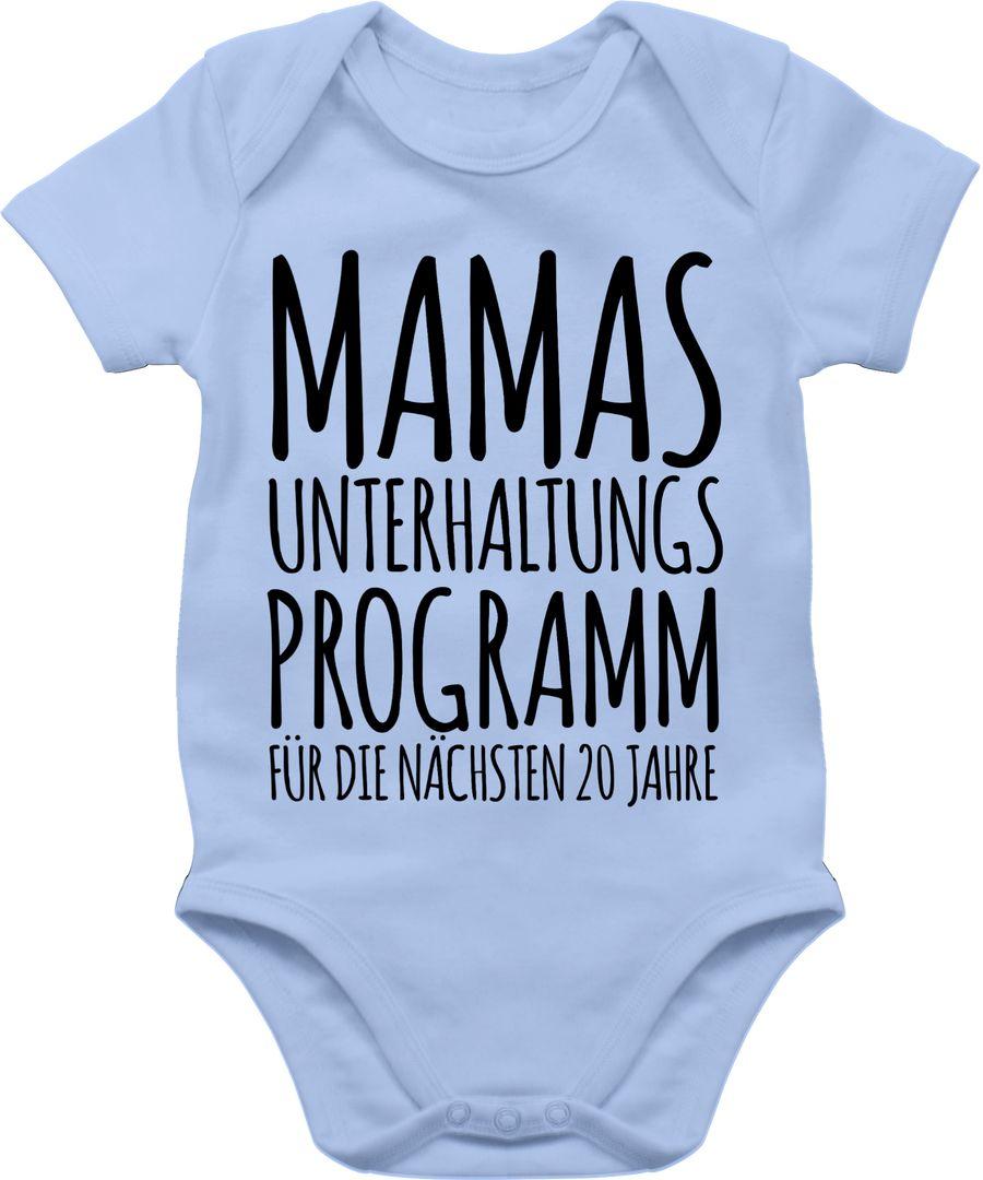 Mamas Unterhaltungsprogramm für die nächsten 20 Jahre