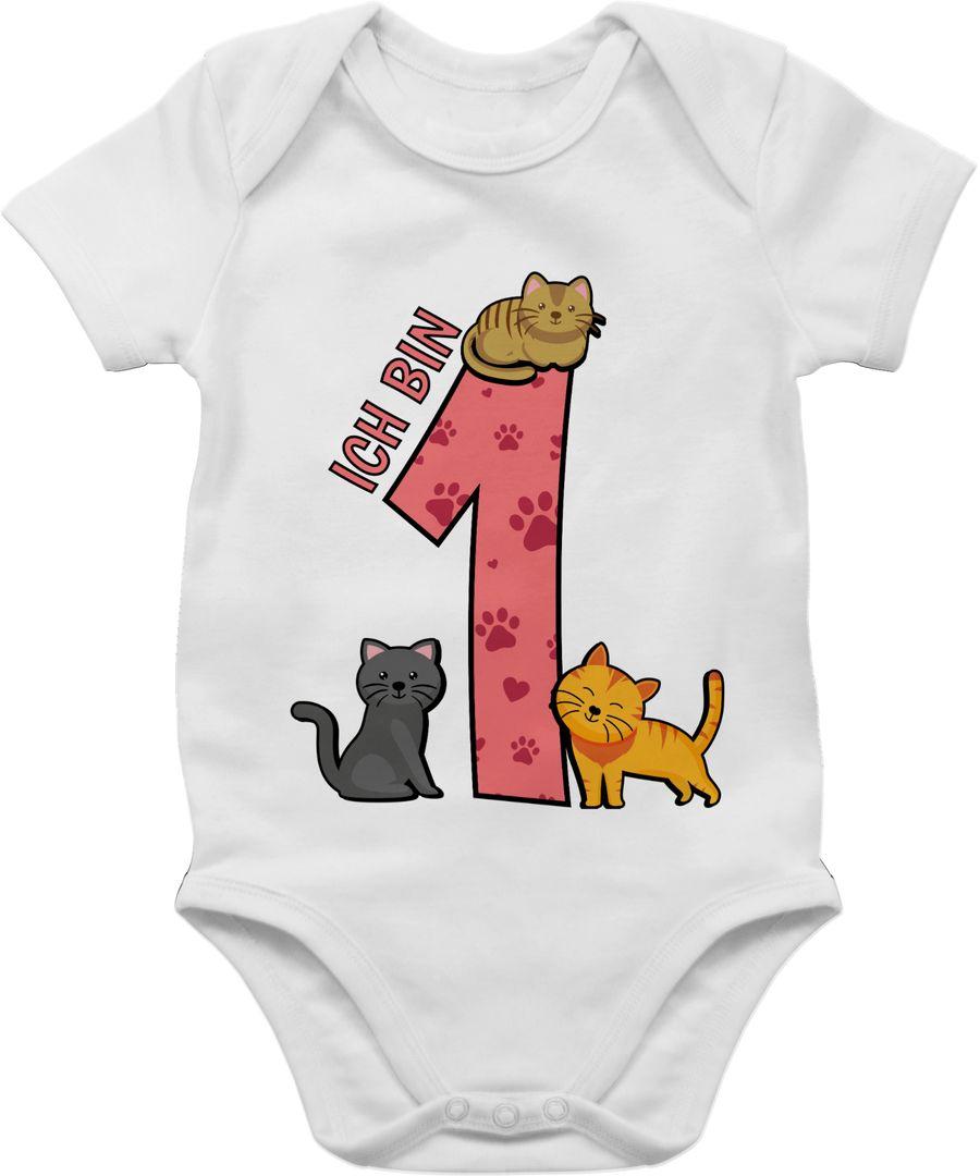 1. Geburtstag Katzen