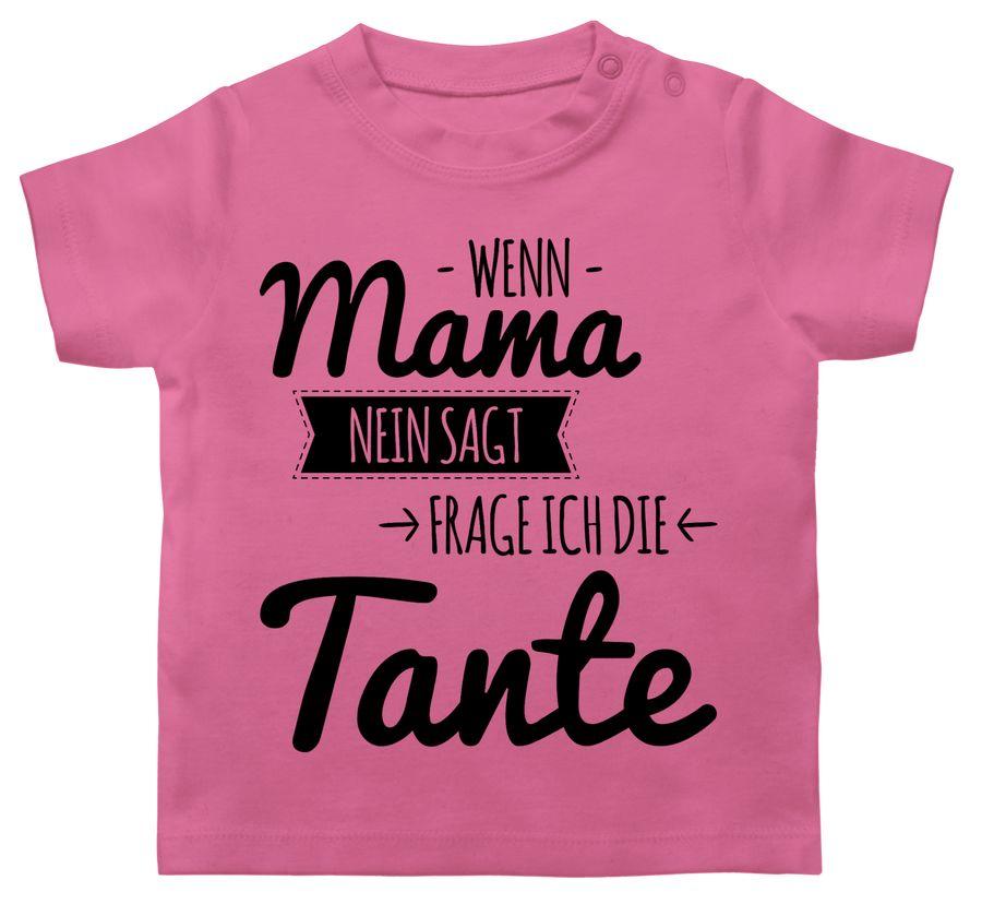 Wenn Mama nein sagt frag ich die Tante