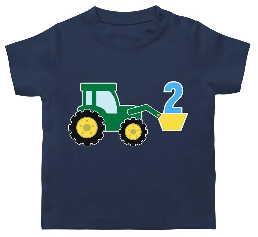 2. Geburtstag Traktor