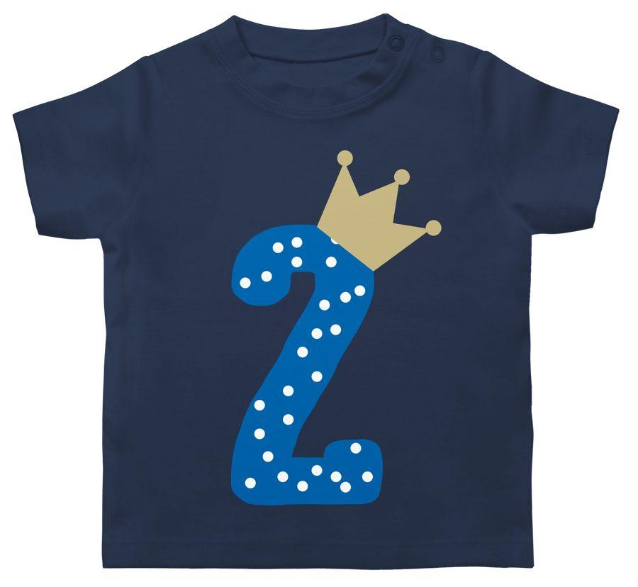 2. Geburtstag Krone Junge