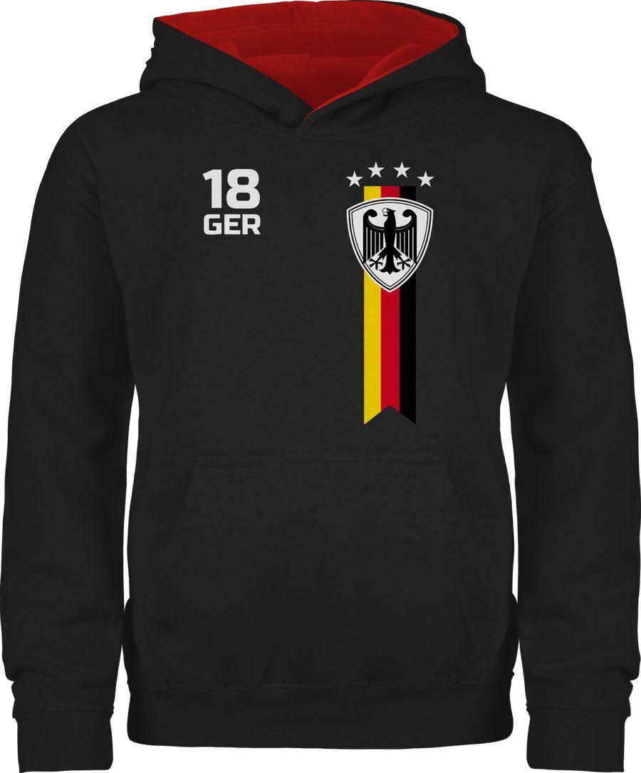 EM Fan-Shirt Deutschland