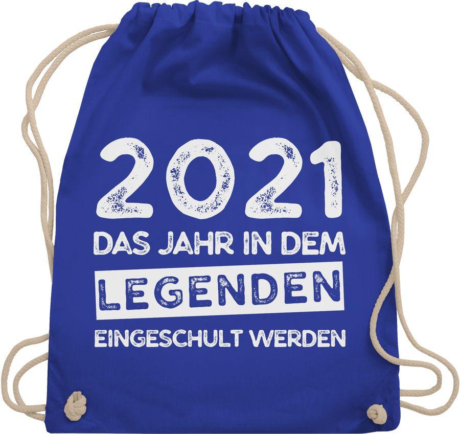 2021 Das Jahr in dem Legenden eingeschult werden