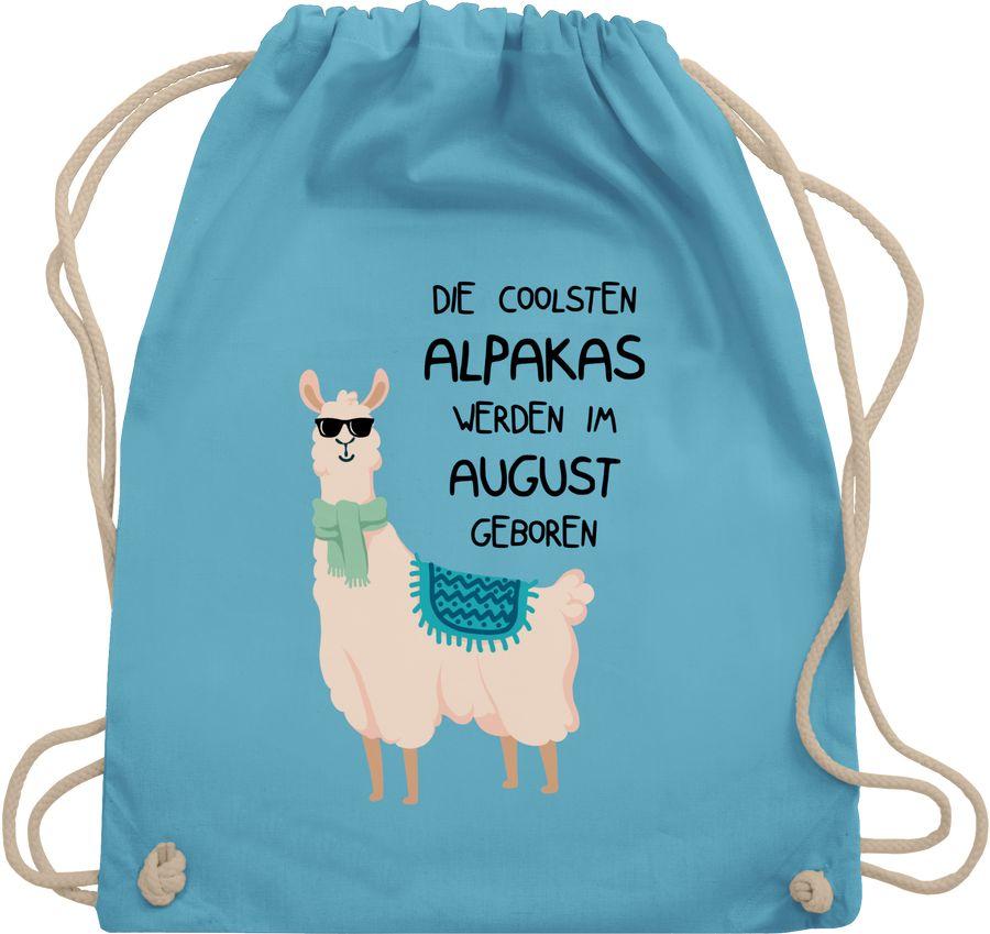 Die coolsten Alpakas werden im August geboren Sonnenbrille