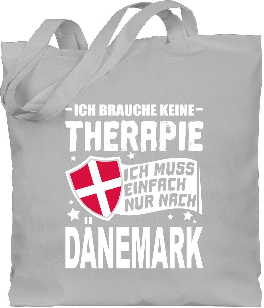 Ich brauche keine Therapie Ich muss einfach nur nach Dänemark - weiß