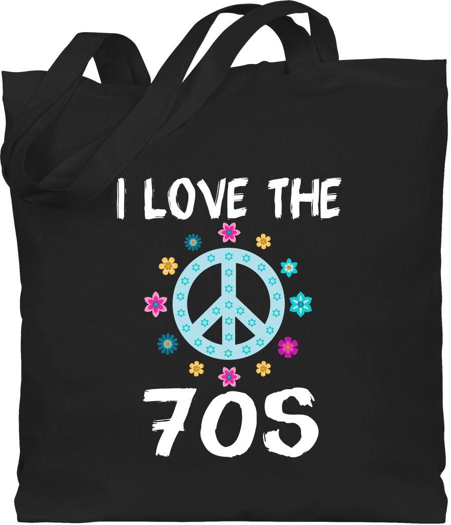 I love the 70s Peace Blumen