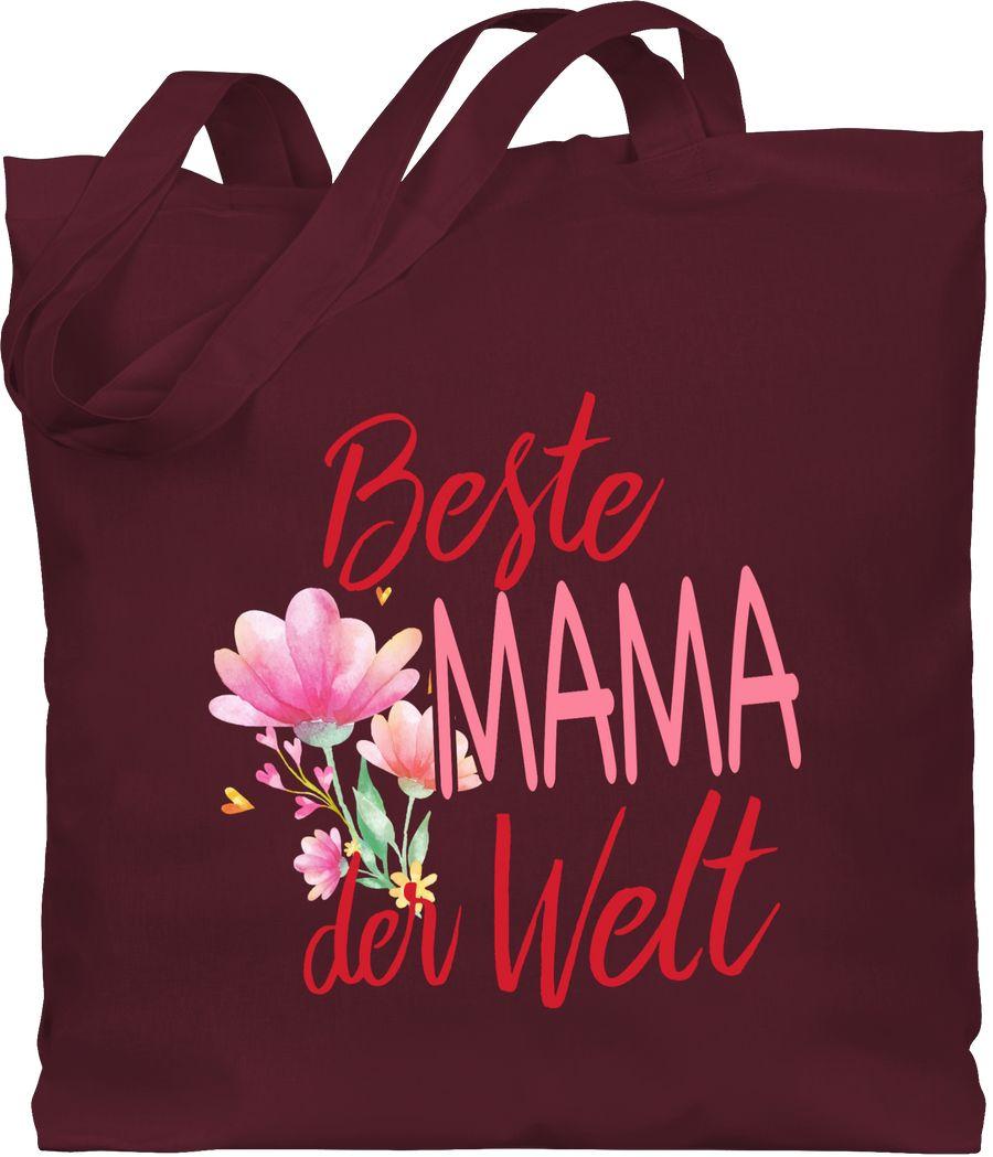 Beste Mama der Welt Blumen