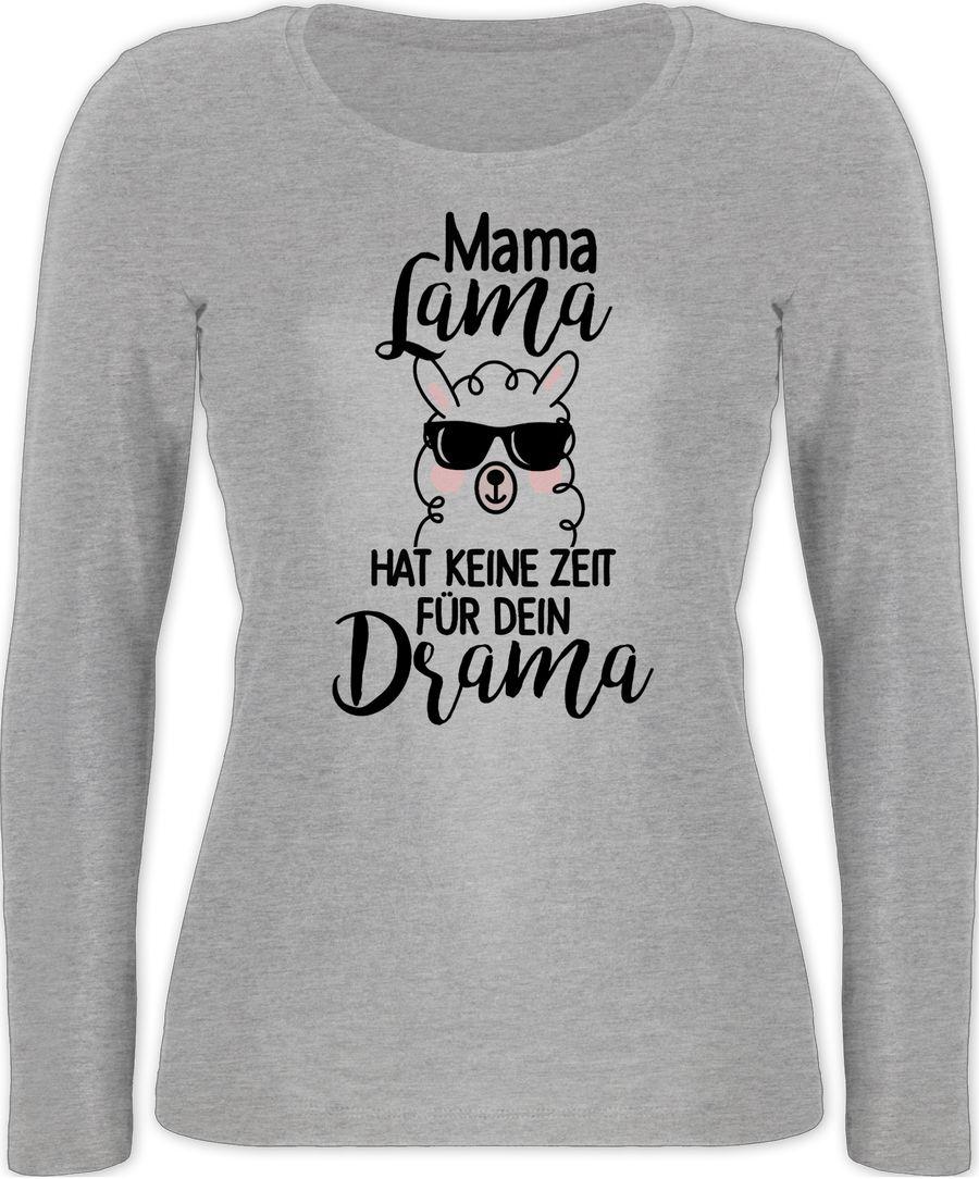 Mama Lama hat keine Zeit für dein Drama