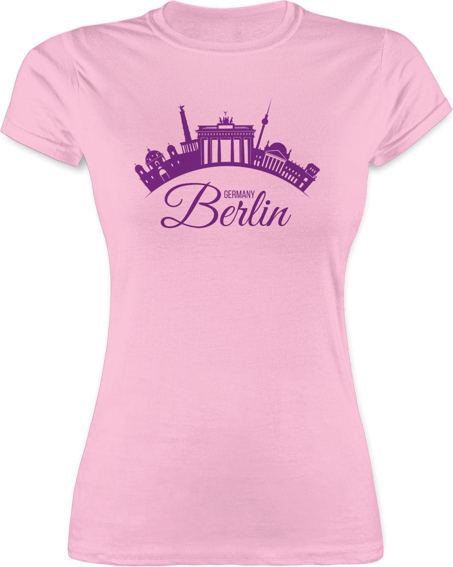 Skyline Berlin Deutschland Germany